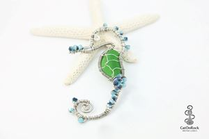 Picture of Seahorse Green